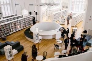 Maison de la littérature, Québec