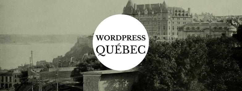 WordPress Québec