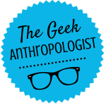 Logo du blogue The Geek Anthropologist