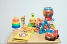 Exemple de jouets vendus par Réno-Jouets